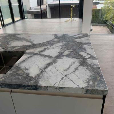Natural Marble Benchtop By Art Stone Team Auckland