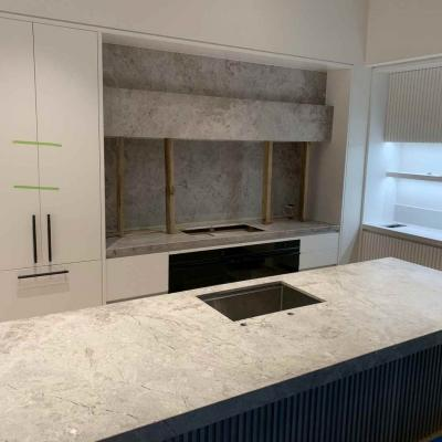 Natural Marble Kitchen Auckland