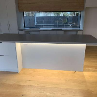 Greay Stone Kitchen Bench Top Engineering Stone